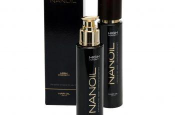 Das Haaröl Nanoil - ein einzigartiges Kosmetikprodukt