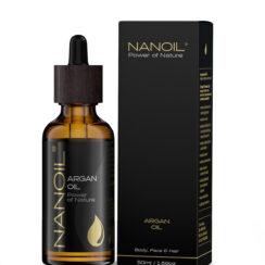 Nanoil Arganöl für Haut